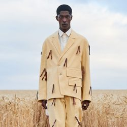 Scene from Jacquemus: That Show in the Field!