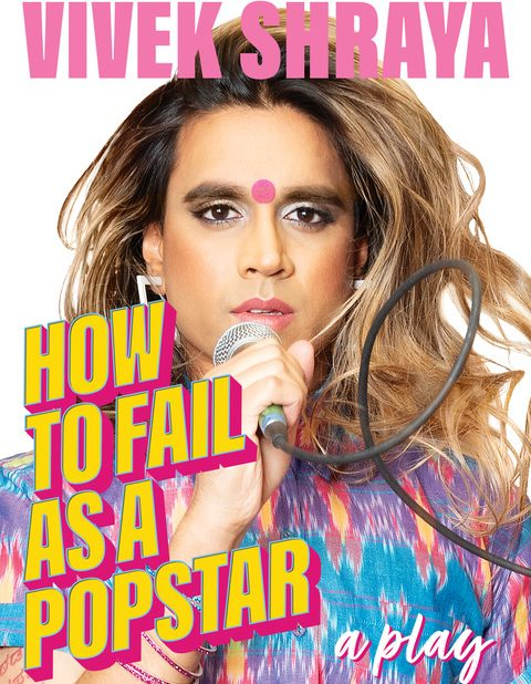 Vivek Shraya magazine cover