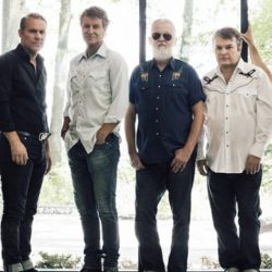 Blue Rodeo bandmates