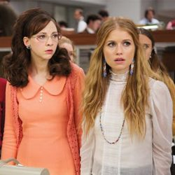 Screenshot from Girls in Revolt