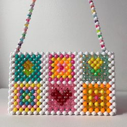 Granny Square OG purse