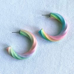 The Hoops earrings