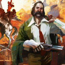 Character from Disco Elysium: The Final Cut