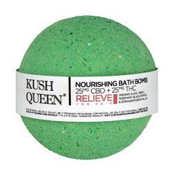 Kush Queen CBD Bath Bombs