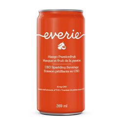 Can of Everie Sparkling water