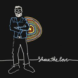 Share the Love album cover