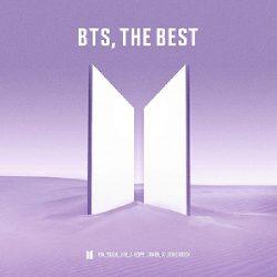 BTS, The Best album cover