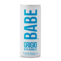 Babe Grigio the Bubbles