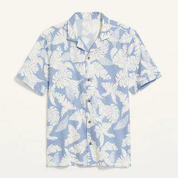 Hawaiian shirt, Old Navy