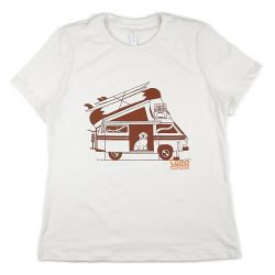 Otiefalia Relaxed T-Shirt, Camp Brand Goods