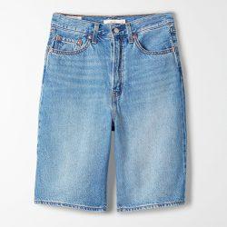 High Loose Bermuda Short. Levis/Aritzia
