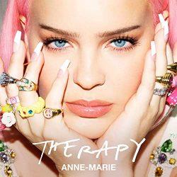 Anne-Marie's Therapy album cover.
