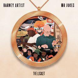 Barney Artist and Mr. Jukes' The Locket album cover