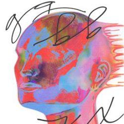 LANY's gg bb xx album cover.