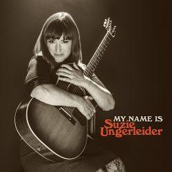 My Name Is Suzie Ungerleider album cover