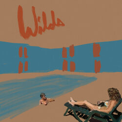 Andy Shauf's album cover art for Wilds
