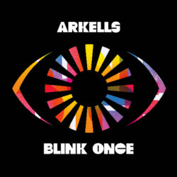 Arkells' Blink Once album cover art